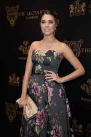 Amber Le Bon Stills at 2017 Leopard Awards in Aid of the Prince's Trust in London