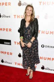 Amy McGee Stills at Thumper Premiere in Los Angeles