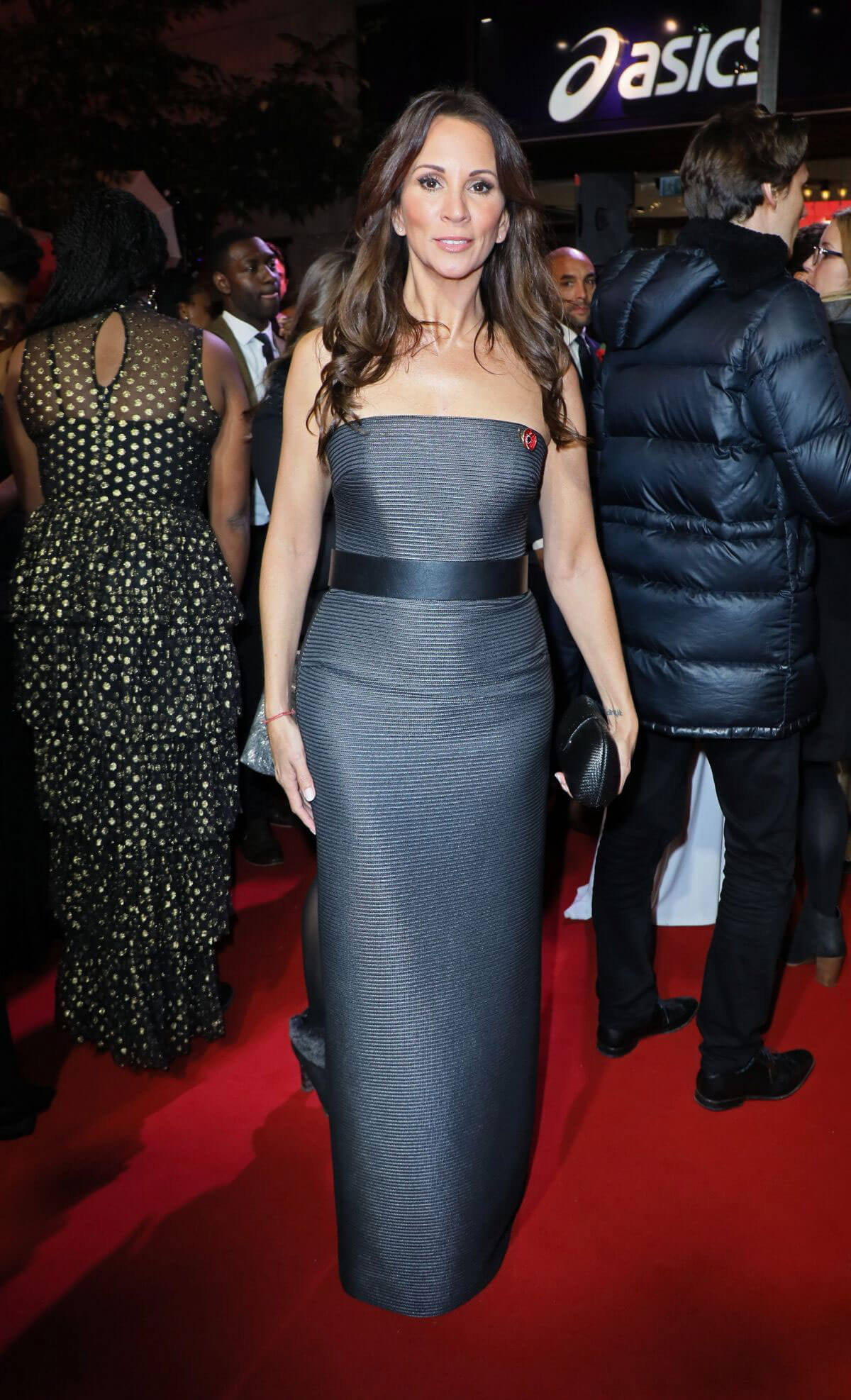 Andrea McLean Stills at ITV Gala Ball in London Images