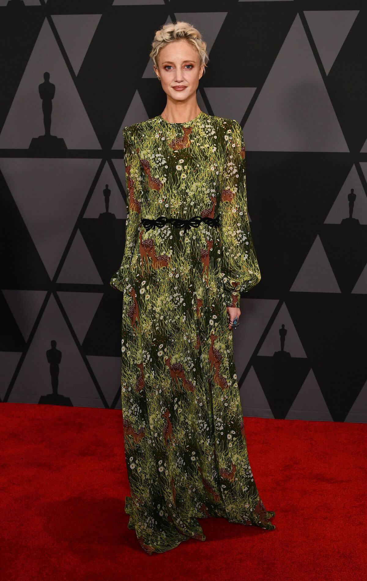 Andrea Riseborough Stills at AMPAS 9th Annual Governors Awards in Hollywood