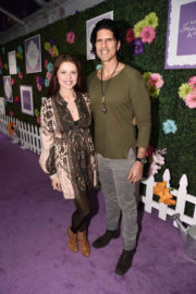 Anna Trebunskaya Stills at March of Dimes: Imagine a World Premiere at LA Live: Microsoft Square in Los Angeles