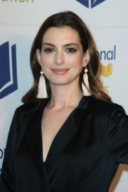 Anne Hathaway Stills at 68th National Book Awards in New York