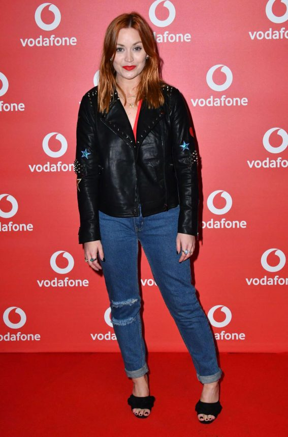 Arielle Free Stills at Vodafone Passes Launch in London Images