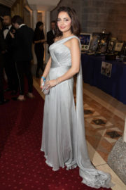 Armeena Khan Stills at Football for Peace Ball in London Images