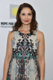 Ashley Judd Stills at Hope for Depression Research Foundation's 11th Annual Luncheon Seminar in New York 11/08/2017