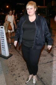 Australian Actress Rebel Wilson Stills Out and About in Los Angeles