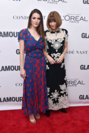 Bee Shaffer Stills at Glamour Women of the Year Summit in New York