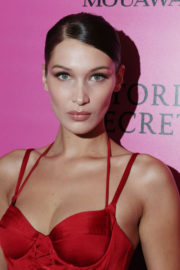 Bella Hadid Stills at 2017 Victoria's Secret Fashion Show After Party in Shanghai