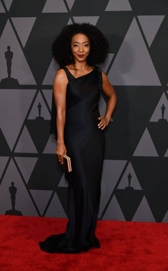 Betty Gabriel Stills at AMPAS 9th Annual Governors Awards in Hollywood