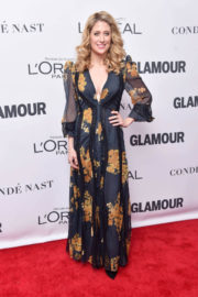 Caissie Levy Stills at Glamour Women of the Year Summit in New York