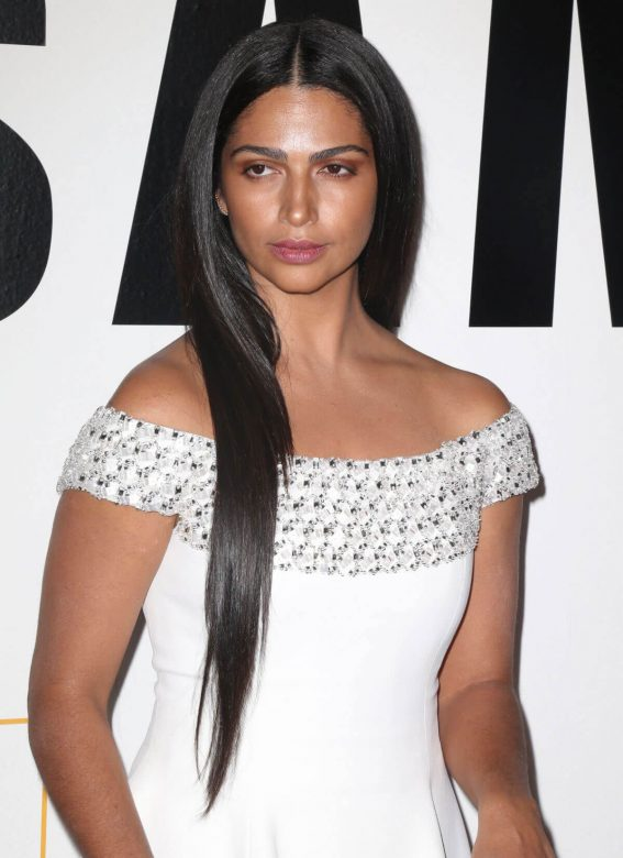 Camila Alves Stills at Samsung Annual Charity Gala 2017 in New York