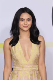 Camila Mendes Stills at American Music Awards 2017at Microsoft Theater in Los Angeles