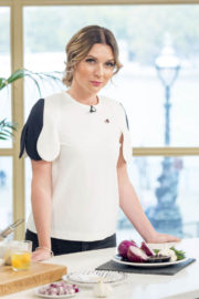 Candice Brown Stills at This Morning TV Show in London