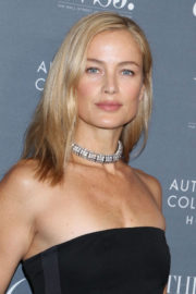 Carolyn Murphy Stills at Wall Street Journal Magazine 2017 Innovator Awards in New York