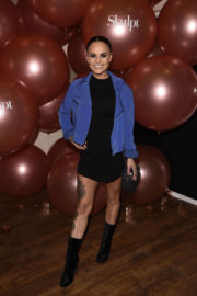 Chantelle Connelly Stills at Skulpt Non Surgical Clinic Party in Liverpool