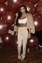 Chloe Khan Stills at Skulpt Non Surgical Clinic Party in Liverpool