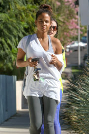 Christina Milian Stills Out and About in Studio City
