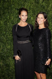 Christy Turlington Stills at Museum of Modern Art Film Benefit – A Tribute To Julianne Moore in New York
