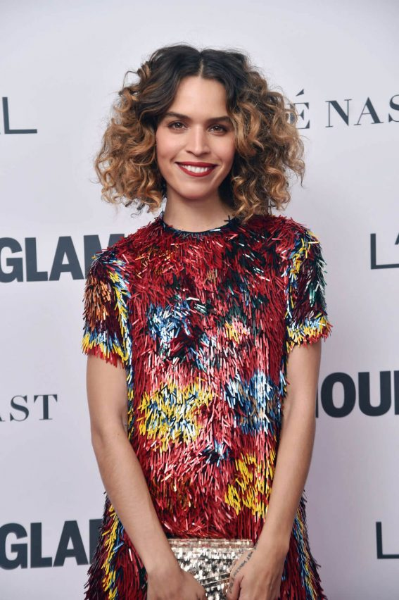 Cleo Wade Stills at Glamour Women of the Year Summit in New York