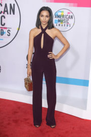 Corinne Foxx Stills at American Music Awards 2017 in Los Angeles