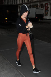 Devon Windsor Stills Out and About in New York Images