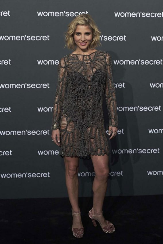 Elsa Pataky Stills at Wanted by Women's Secret Launch in Madrid