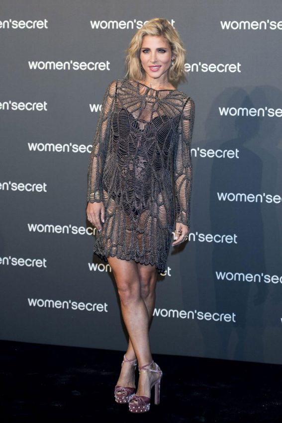 Elsa Pataky Stills at Women Secret Night and Limited Edition Fashion Show in Madrid