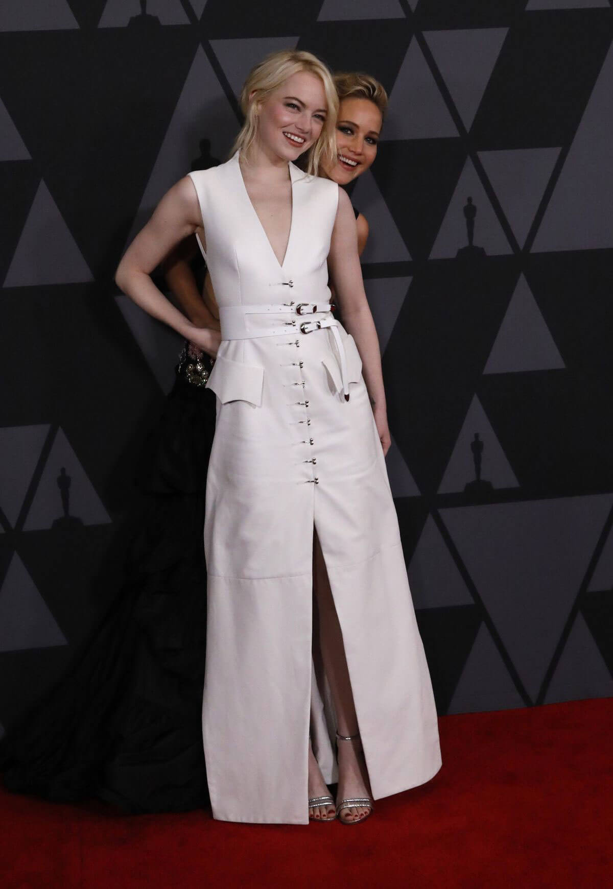 Emma Stone Stills at AMPAS 9th Annual Governors Awards 2017 in Hollywood