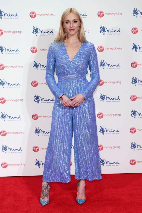 Fearne Cotton Stills at Virgin Money Giving Mind Media Awards in London