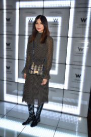 Gemma Chan Stills at Launch of Perception at W in London