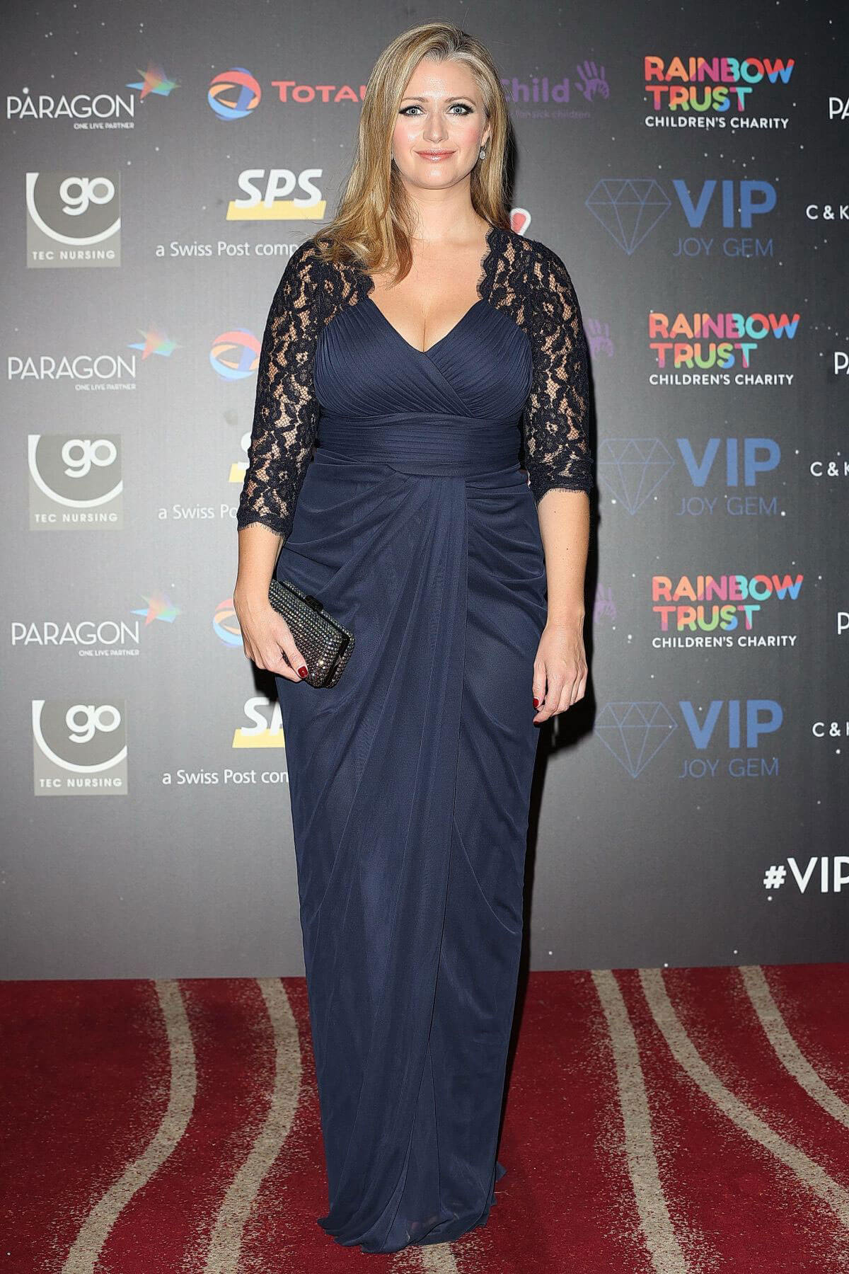 Hayley McQueen Stills at An Evening with the Stars in London