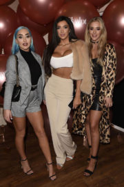 Helen Briggs Stills at Skulpt Non Surgical Clinic Party in Liverpool