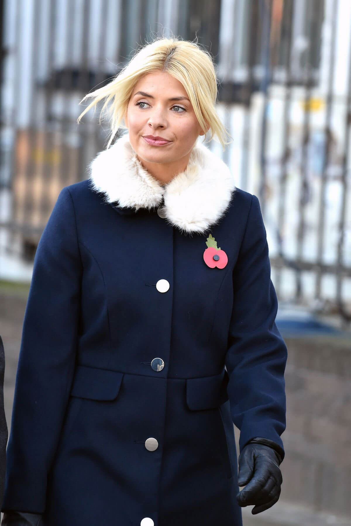Holly Willoughby Stills at This Morning TV Show in London
