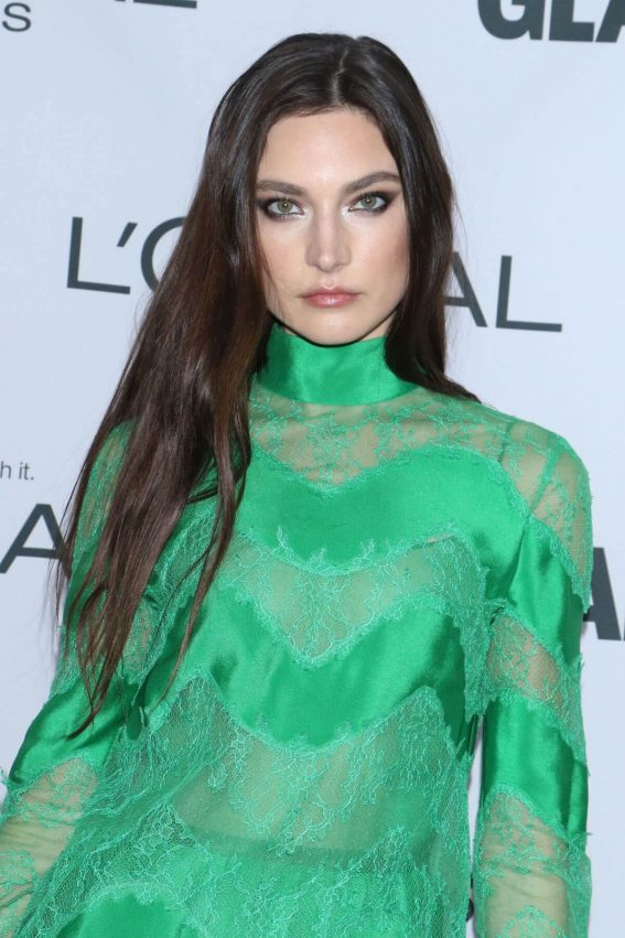 Jacquelyn Jablonski Stills at Glamour Women of the Year Summit in New York