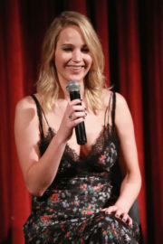 Jennifer Lawrence at Mother! Official Academy Screening in New York
