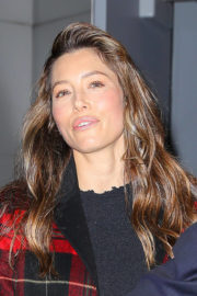 Jessica Biel Stills Out and About in New York Images