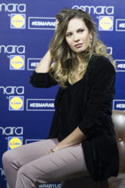 Jessica Bueno Stills at Esmara by Lidl Collection Launch in Madrid