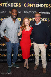 Jessica Chastain Stills at Deadline Hollywood Presents The Contenders 2017 in Los Angeles