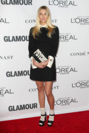 Jessica Hart Stills at Glamour Women of the Year Summit in New York