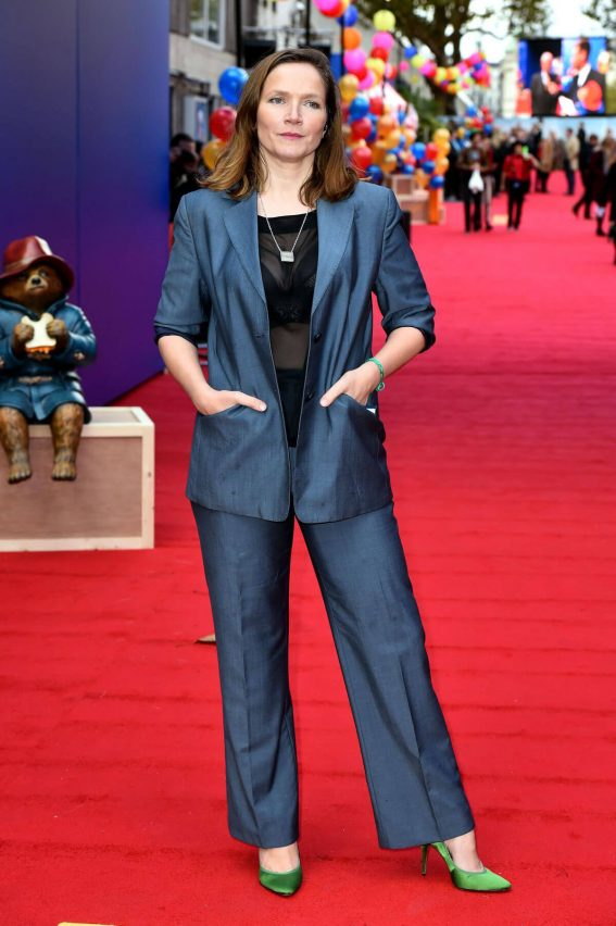 Jessica Hynes Stills at Paddington 2 Premiere in London Images