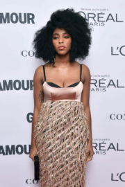 Jessica Williams Stills at Glamour Women of the Year Summit in New York
