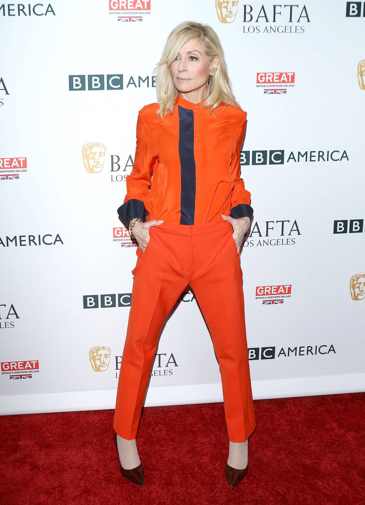 Judith Light at BBC America Bafta Los Angeles TV Tea Party