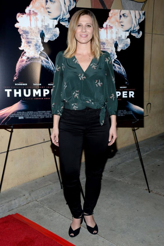 Kandis Fay Stills at Thumper Premiere in Los Angeles