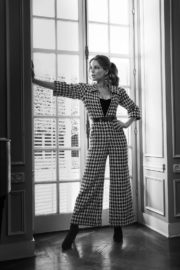 Kate Beckinsale Poses for Glass  Trends UK, Autumn 2017