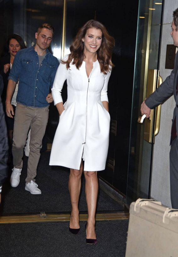 Kate Walsh at Today Show in New York