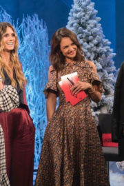 Katie Holmes Photos for Project Runway, November 2017