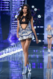 Kelly Gale Stills at 2017 Victoria's Secret Fashion Show in Shanghai