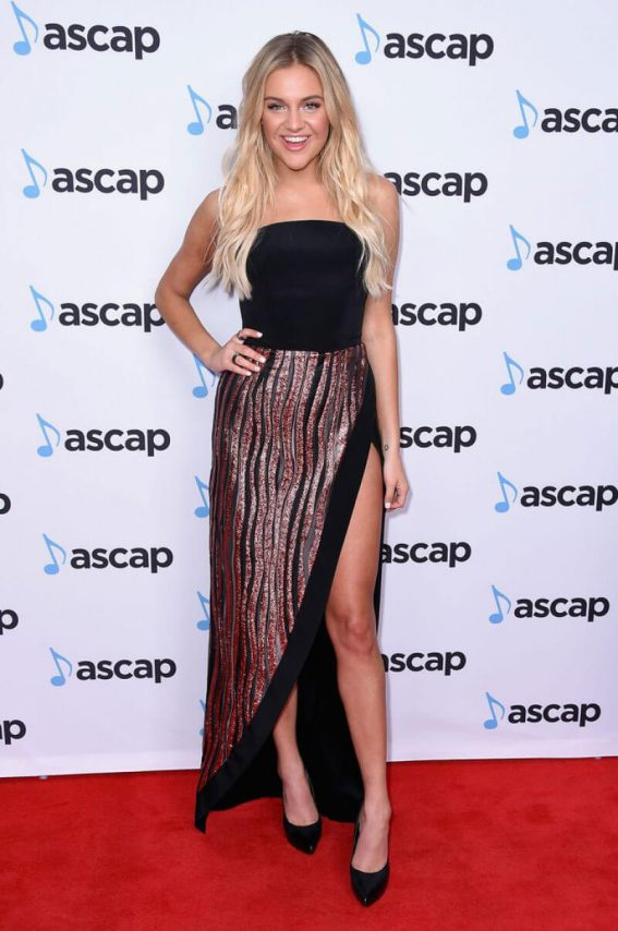 Kelsea Ballerini Stills at 55th Annual ASCAP Country Music Awards 2017 in Nashville