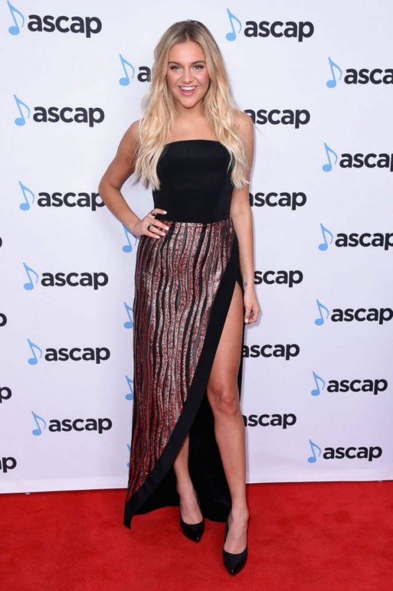 Kelsea Ballerini Stills at Ascap Country Music Awards 2017 in Nashville