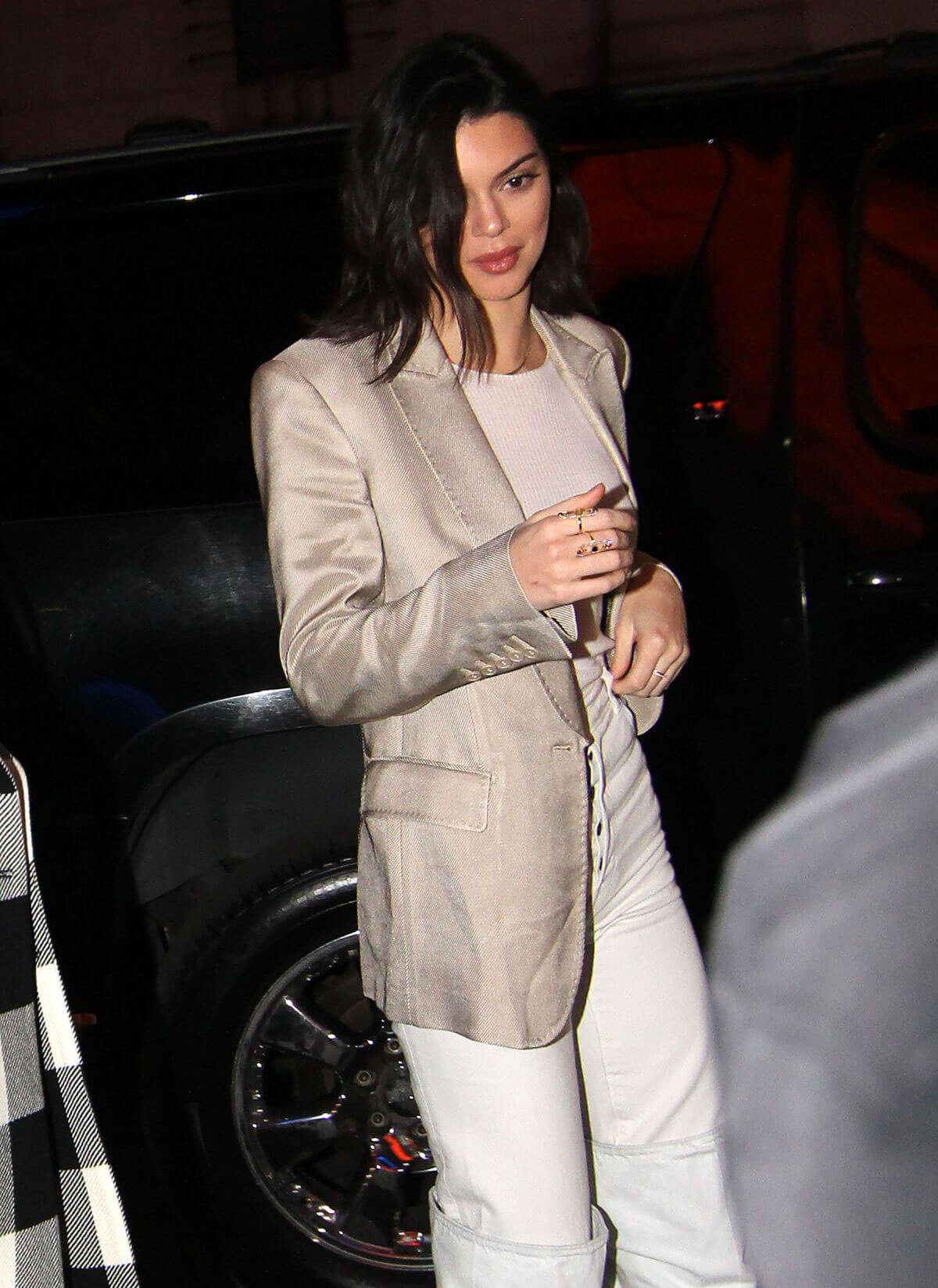 Kendall Jenner and Hailey Baldwin Stills Out in New York